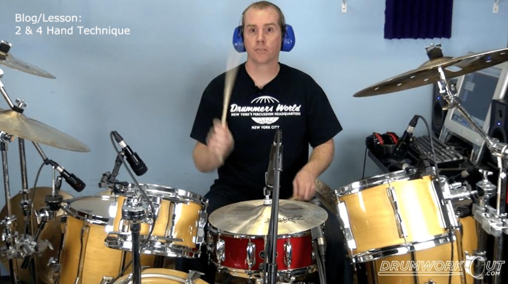 Moeller Whip Backbeat