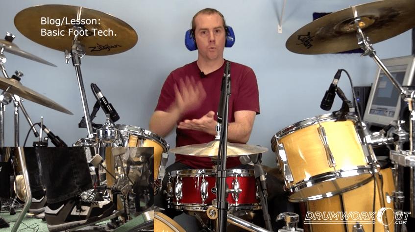 Bass Drum Technique Lesson